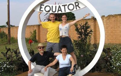 Equator; archive photo